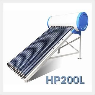 SOLINGENER CALENTADOR RESIDENCIAL HP 200L