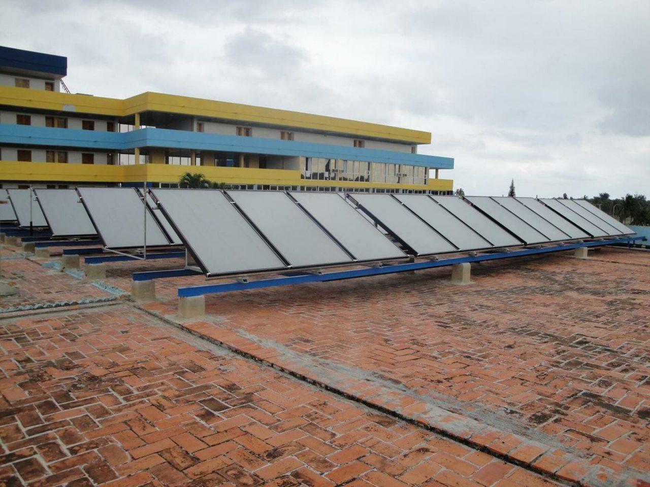Hotel Mar Azul Santa María del Mar (La Habana - Cuba)